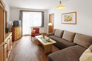 Ferienwohnung Sylt - Wohnzimmer | Ferienwohnungen Büsum Haus Sonnenschein