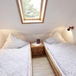 Ferienwohnung Sylt - Schlafzimmer 2 | Ferienwohnungen Büsum Haus Sonnenschein