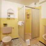 Ferienwohnung Föhr - Duschbad mit WC | Ferienwohnungen Büsum Haus Sonnenschein