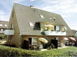 Das Haus Sonnenschein | Ferienwohnungen Büsum