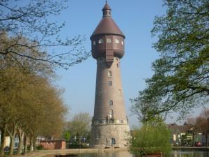 Der Heider Wasserturm | Ausflugstipps vom Haus Sonnenschein - Ferienwohnungen Büsum