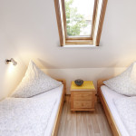 Ferienwohnung Borkum Schlafzimmer 2 | Ferienwohnungen Büsum Haus Sonnenschein