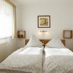 Ferienwohnung Föhr - Separates Schlafzimmer | Ferienwohnungen Büsum Haus Sonnenschein