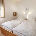 Ferienwohnung Helgoland - Schlafzimmer 1 | Ferienwohnungen Büsum Haus Sonnenschein