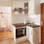 Ferienwohnung Norderney - Einbauküche | Ferienwohnungen Büsum Haus Sonnenschein