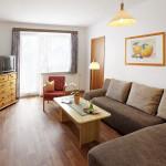 Ferienwohnung Sylt - Wohnzimmer | Ferienwohnungen in Büsum Haus Sonnenschein