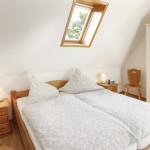 Ferienwohnung Sylt - Schlafzimmer 1 | Ferienwohnungen Büsum Haus Sonnenschein