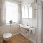 Ferienwohnung Sylt - Duschbad mit WC | Ferienwohnungen in Büsum Haus Sonnenschein