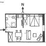 Ferienwohnung Borkum im Haus Sonnenschein, Büsum - Wohnungsschnitt Borkum