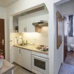 Ferienwohnung Amrum - Küche | Ferienwohnungen Haus Sonnenschein Büsum